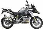 - UITVERKOOP - Leovince LV-One RVS / Inox BMW R1200GS 2013->